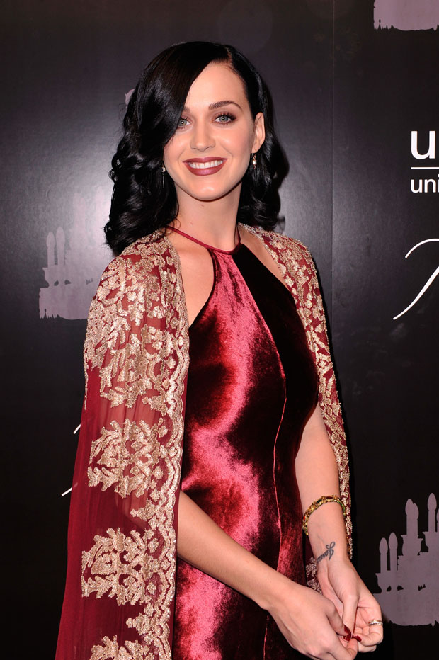 Katy Perry in Naeem Khan