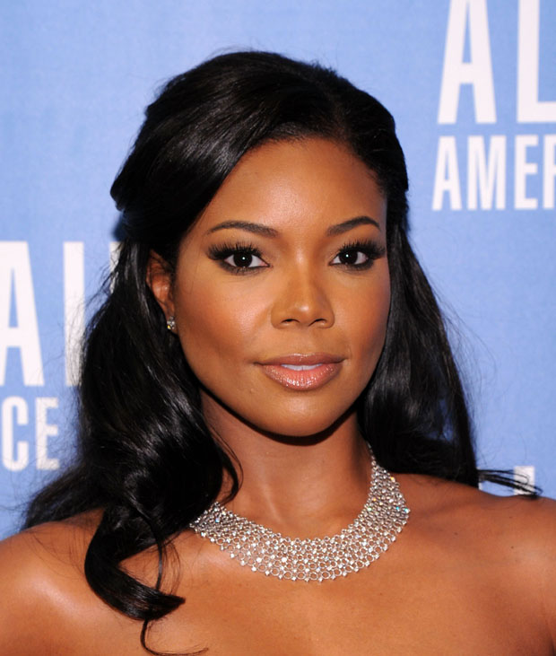 Gabrielle Union in Prada