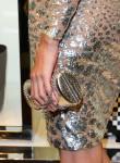Carmen Kass' Michael Kors clutch