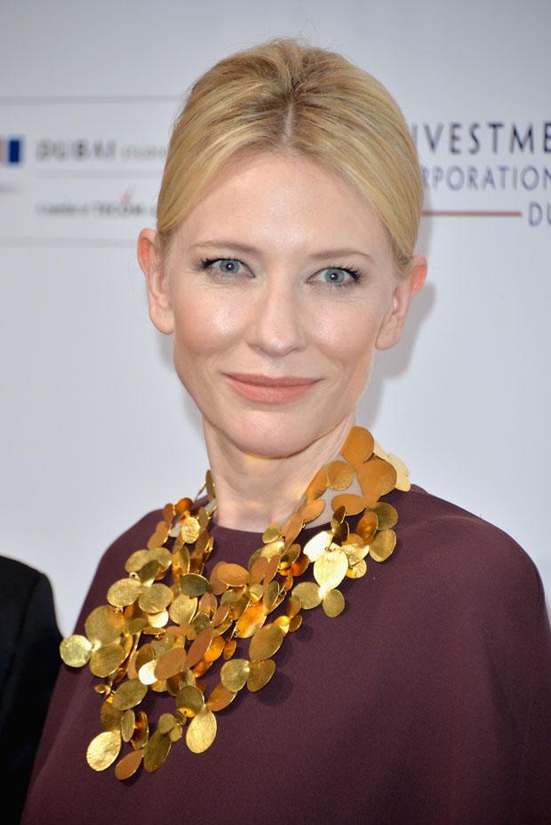 Cate Blanchett in Valentino