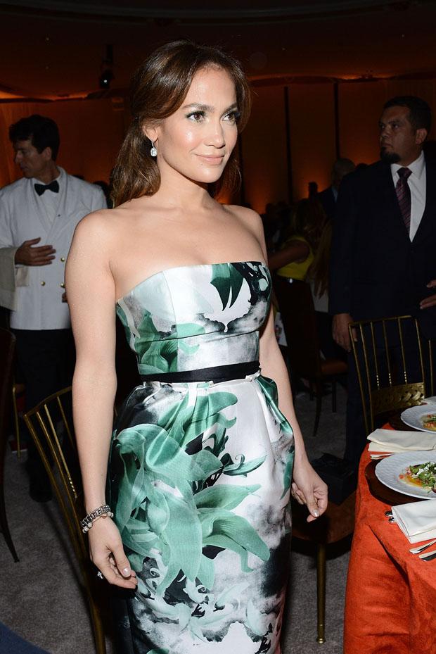 Jennifer Lopez in Bibhu Mohapatra