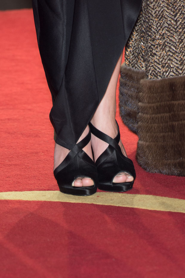Marion Cotillard's shoes