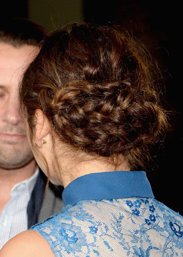 Nina Dobrev in Elie Saab
