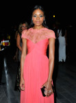 Naomie Harris in Monique Lhuillier