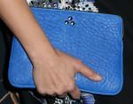 Kristen Bell's clutch