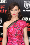 Juliette Lewis in Naeem Khan
