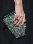 Amy Adams's Valentino clutch