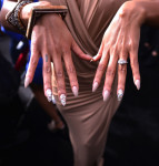 Meagan Good's Lorraine Schwartz jewels
