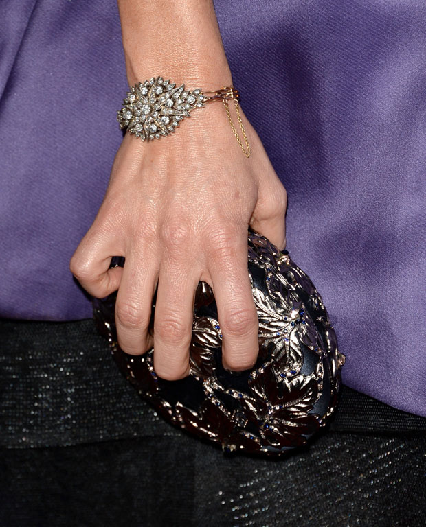 Juliette Lewis' Neil Lane jewels