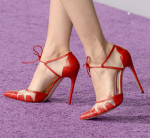 Debby Ryan's Bionda Castana shoes