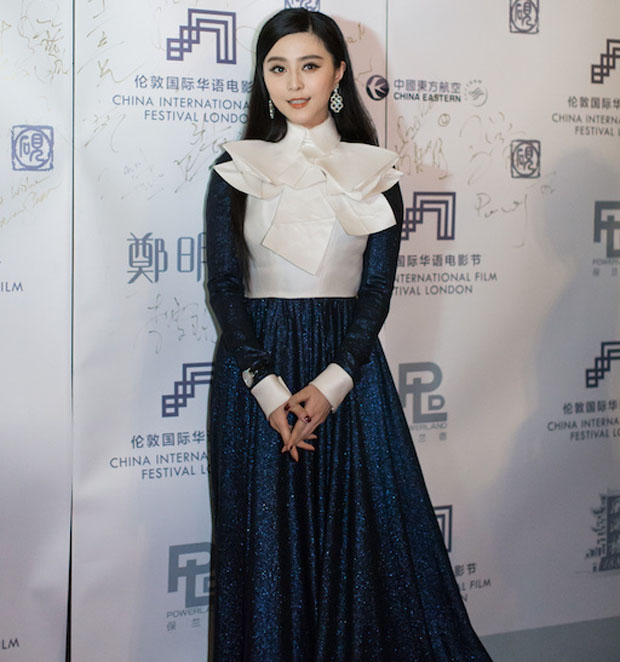 Fan Bingbing In Stéphane Rolland Couture