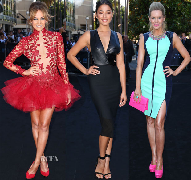 ARIA Awards 2013 Red Carpet Roundup
