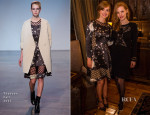 Ahna O'Reilly In Thakoon and Jessica Chastain In Emilio Pucci - Audi Celebrates The Holidays And Snow Polo In Aspen 2013