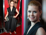 Amy Adams In Lanvin - 'Her' LA Premiere