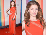 Anna Kendrick In Elie Saab - 36th Kennedy Center Honors Gala