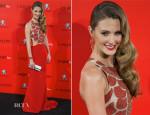 Astrid Klisans In Gabriela Cadena - 'Mujer de Hoy' Awards 2013