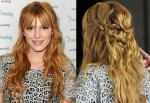 Get The Look: Bella Thorne's Waves and Braids