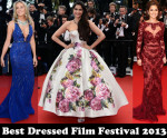 Best Dressed Film Festival 2013 – Cannes