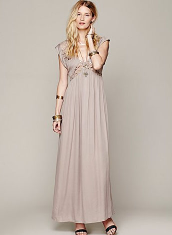 Blesse'd are the Meek San Jose Maxi Dress