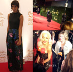 What I Wore To The British Fashion Awards