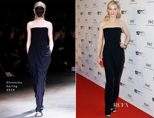 Cate Blanchett In Givenchy 'For The Love of Cinema – IWC Filmmakers Award'