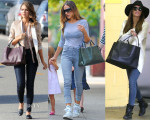 Celebrities Love...Coach's 'The Borough' Bag