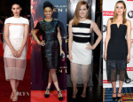 Celebrities Love...Sheer Hems