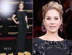 Christina Applegate In Lorena Sarbu - 'Anchorman 2: The Legend Continues' New York Premiere