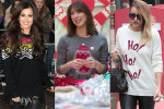 Celebrities Loves....Christmas Jumpers
