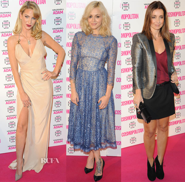 Cosmopolitan Ultimate Women of the Year Awards 2