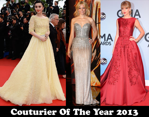 Couturier of the Year 2013