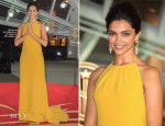 Deepika Padukone In Gauri and Nainika - Marrakech International Film Festival Opening Ceremony