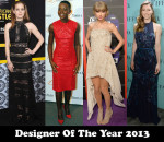 Designer of the Year & Couturier of the Year 2013 - Elie Saab