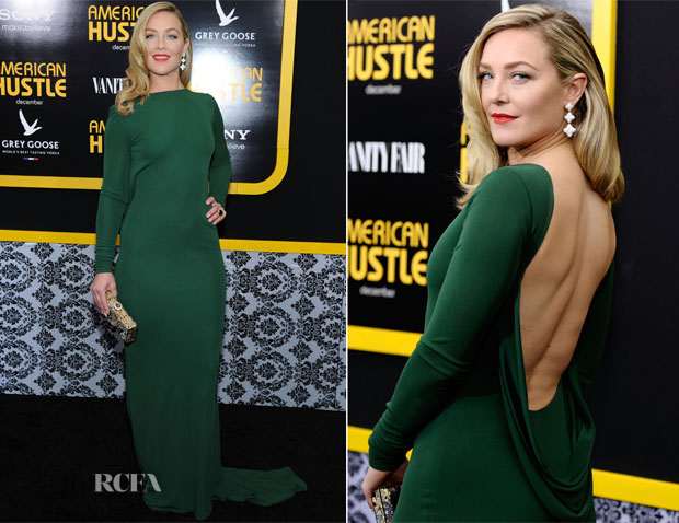 Elizabeth Rohm In Randi Rahm - 'American Hustle' New York Screening