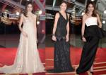 Elsa Zylberstein In Zuhair Murad Couture, Elie Saab & Christian Dior - Marrakech Film Festival