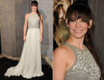 Evangeline Lilly In Catherine Deane - 'The Hobbit: The Desolation Of Smaug'