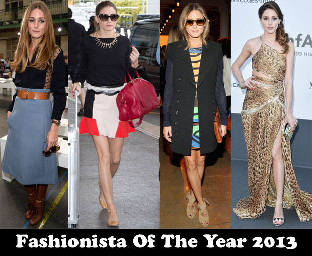 Fashionista of 2013 – Olivia Palermo