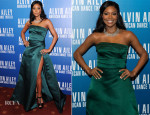Gabrielle Union In Prada - 2013 Alvin Ailey American Dance Theater's Opening Night