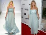 Goldie Hawn In Tadashi Shoji - 2013 amfAR Inspiration Gala Los Angeles