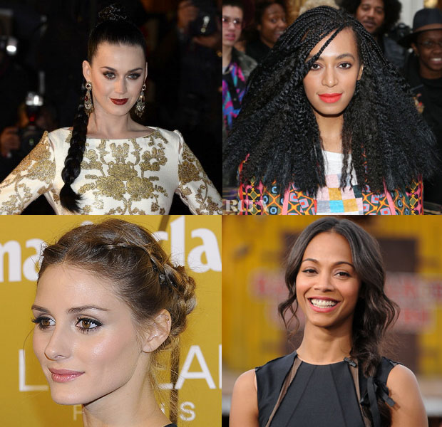 Hair Trend Spotting Braids 2