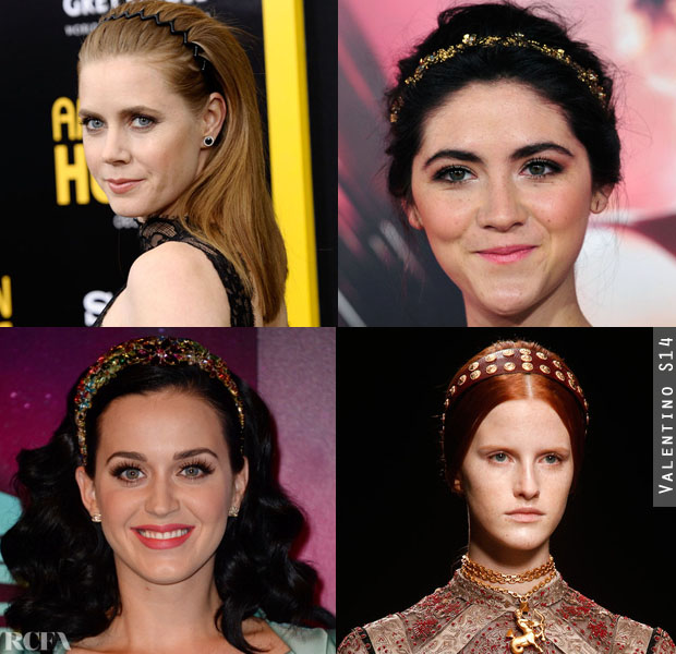 Hair Trend Spotting Headbands