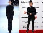 Janelle Monae In Akris - 2013 Billboard Annual Women in Music Event