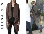 Jennifer Aniston's All Saints 'Force' Cardigan