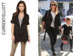 Jessica Alba's Current/Elliott 'The Infantry' Jacket