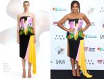 Jessica Mauboy In Josh Goot - ARIA Awards 2013