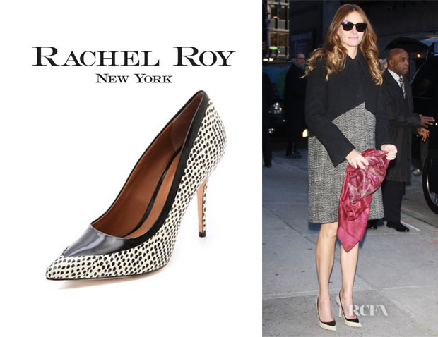 Julia Roberts' Rachel Roy 'Ayce' Pumps
