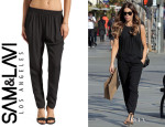 Kate Beckinsale's Sam & Lavi 'Cash' Pants
