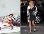 Kate Moss In Marc Jacobs - Playboy Magazine Signing