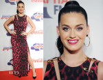 Katy Perry In Versus Versace - Capital FM Jingle Bell Ball