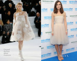 Keira Knightley In Chanel Couture - SeriousFun London Gala 2013